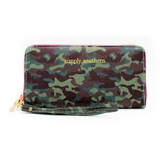 Simply Southern Camo Wallet