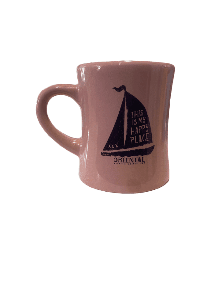 Happy Sailboat Mug