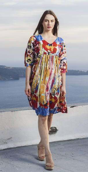 Orientique Serifos Dress