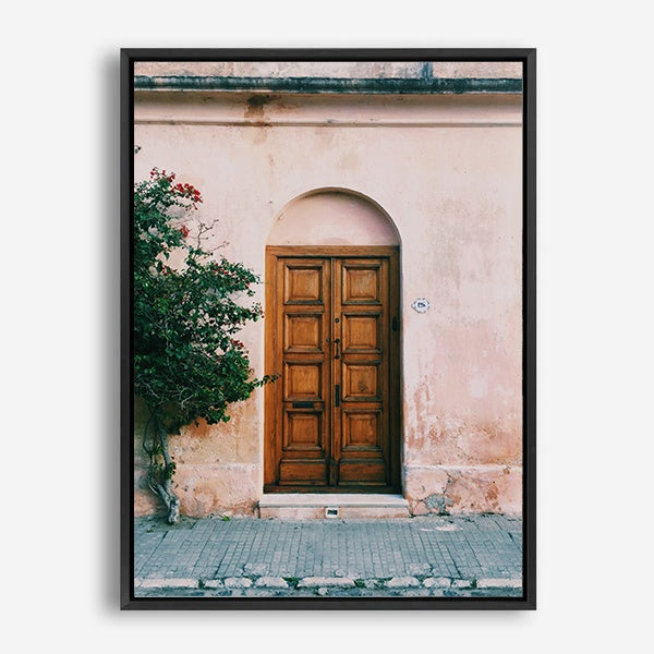 BOHO DOOR CANVAS