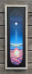 DRIFTWOOD DREAMERS (GICLEE CANVAS PRINTS)