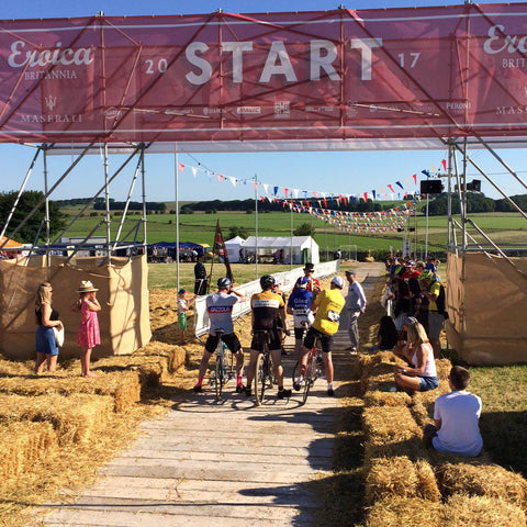 Eroica Cycling Festival, Cycling Art