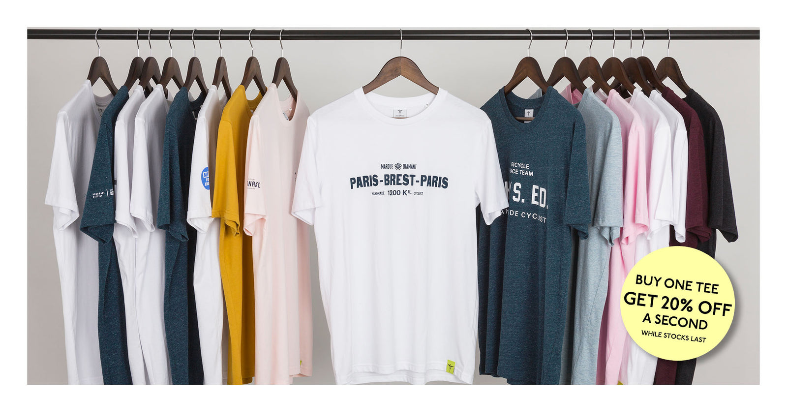 New: The SS21 T-Shirt Collection