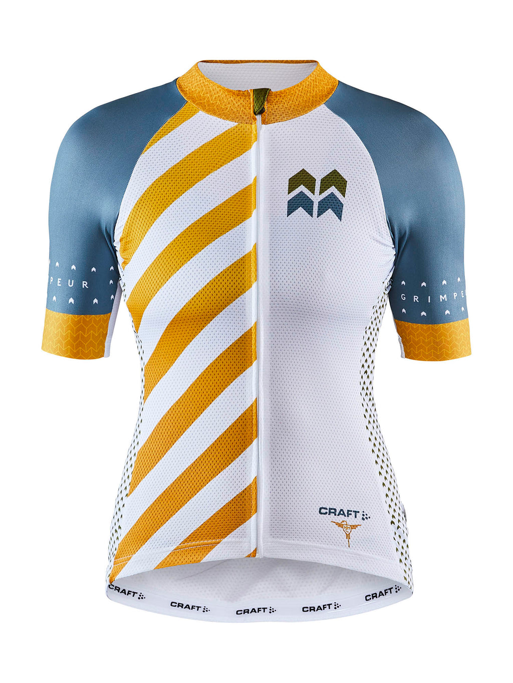 The Handmade Cyclist x Craft Sportswear • Women's 'Grimpeur' Jersey