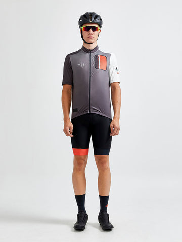 Handmade Cyclist x Craft Sportswear • Men's 'DIY' Gravel Bib Shorts