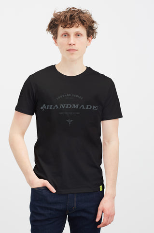 Legends Series: Colnago T-shirt [Black Denim]