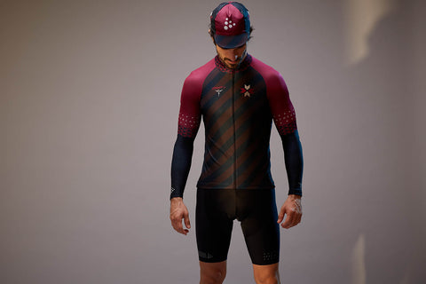 The Handmade Cyclist x Craft Sportswear • Men's 'Puncheur' Jersey