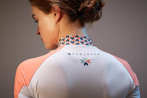 The Handmade Cyclist x Craft Sportswear • Women's 'Puncheur' Jersey