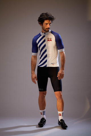 The Handmade Cyclist x Craft Sportswear • Men's 'Grimpeur' Jersey