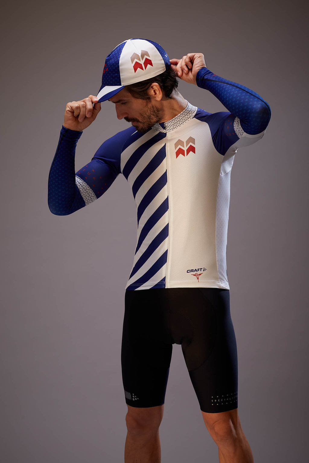 The Handmade Cyclist x Craft Sportswear • Men's 'Grimpeur' cycling kit bundle
