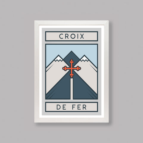 The Routes: Croix de Fer