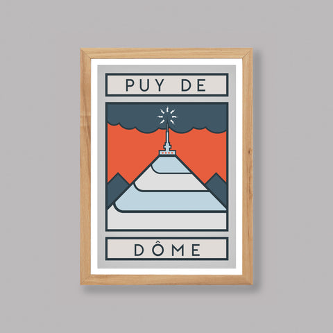 The Routes: Puy de Dôme