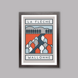 The Routes: Flèche Wallonne