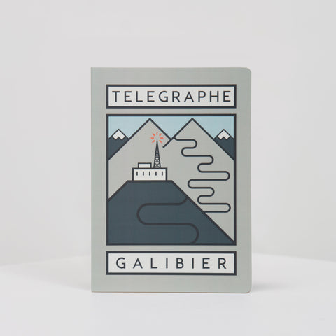 Telegraphe Galibier Notebook