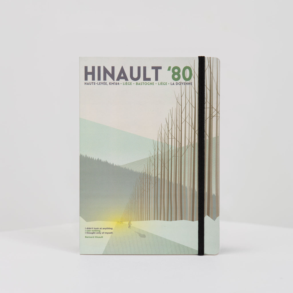 Hinault Notebook
