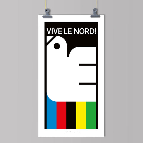 Hup Hup Hup : Michael C. Place : Vive Le Nord