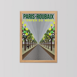 L'Enfer du Nord: Paris Roubaix