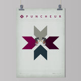 The Handmade Cyclists presents Spécialiste: Puncheur art print
