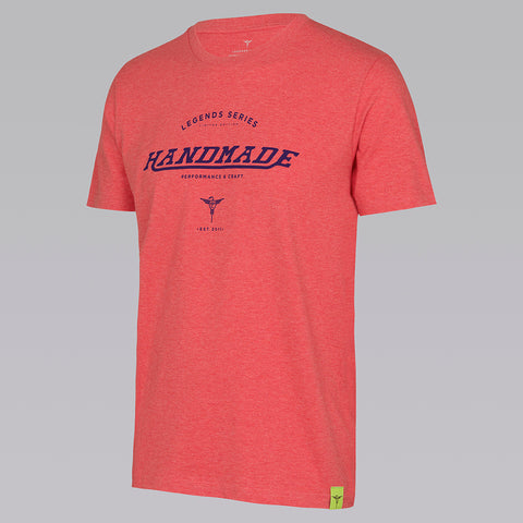 Legends Series: Ritchey T-shirt [Heather Red]