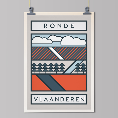 The Routes: Tour of Flanders
