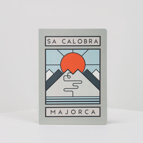Sa Calobra Notebook
