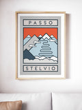 The Routes: Passo Stelvio