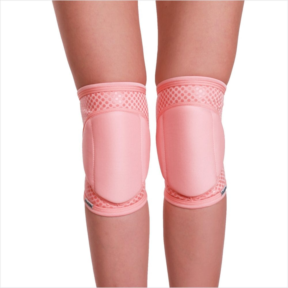 QUEEN Grippy Knee Pads - Flamingo
