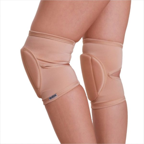 QUEEN Classic Knee Pads - Natural/Sand