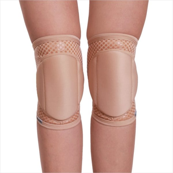 QUEEN Grippy Knee Pads - Natural/Sand
