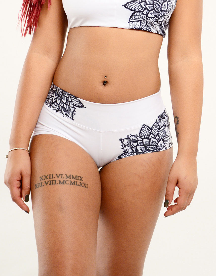 BOOMKATS Vortex Shorts - Lace