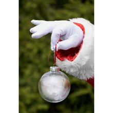 Load image into Gallery viewer, Santa Hanging Christmas Ornament (Outdoors)