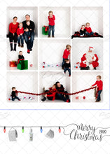 Load image into Gallery viewer, Covid-19 Christmas Card Design