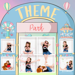 Elaine Rennie's Theme Park Template