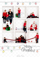 Load image into Gallery viewer, Light String Christmas Card