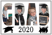 Load image into Gallery viewer, Class of 2020 Graduates Photo Template