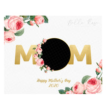 Load image into Gallery viewer, Mother's Day Photo - Gold & Floral