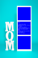 Load image into Gallery viewer, Mom 3 Box Vertical Template