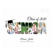 Load image into Gallery viewer, Class of 2020 - Graduation - Senior - Letter Template