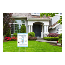 Load image into Gallery viewer, New Baby Yard Sign - Template