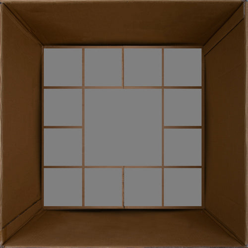 Photogabox 13 Box Cardboard Box template