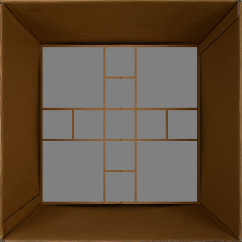 Photogabox 13 Box Variation Cardboard Box Template