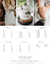 Load image into Gallery viewer, Wedding Price Guide Two Document Bundle