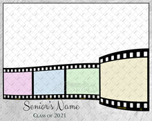 Load image into Gallery viewer, 2021 Filmstrip Template (20x16 and 7x5)