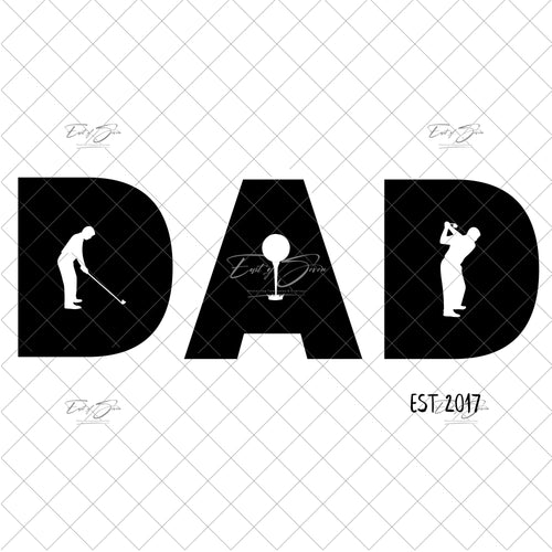 Father's Day DAD Themed Templates (4 Design Bundle)