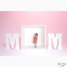 Load image into Gallery viewer, Single Box Mother's Day MOM Template