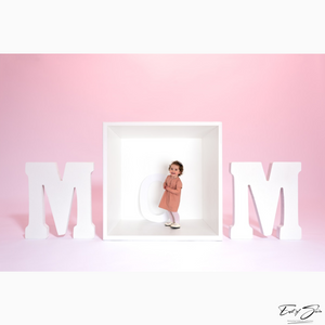 Single Box Mother's Day MOM Template