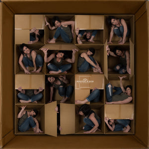 Photogabox 16 Box Cardboard Box Template