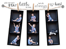Load image into Gallery viewer, Clothesline Photo Strip In the Box Photography