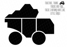 Load image into Gallery viewer, Litte Boys Dump Truck Cake Smash