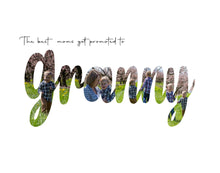 Load image into Gallery viewer, Granny Mother's Day word art template